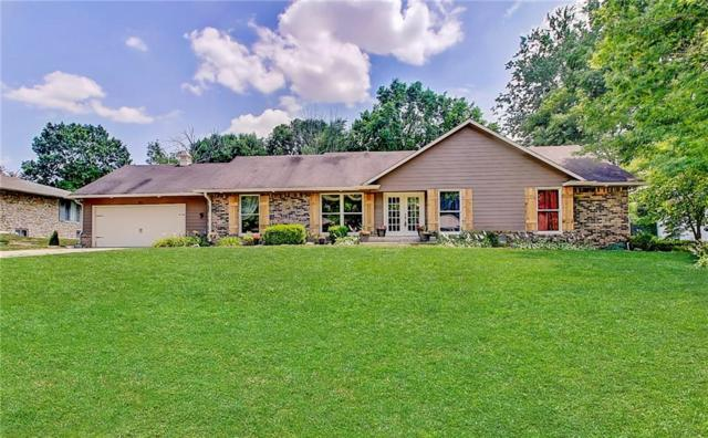 923 Leisure Lane, Greenwood, IN 46142 (MLS #21651912) :: Mike Price Realty Team - RE/MAX Centerstone