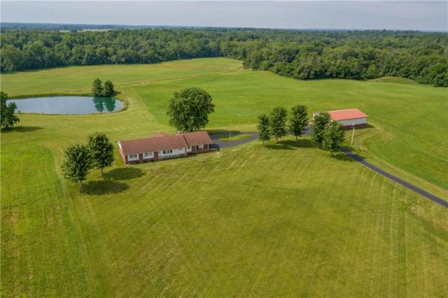 3395 W State Road 44, Franklin, IN 46131 (MLS #21651931) :: Heard Real Estate Team | eXp Realty, LLC