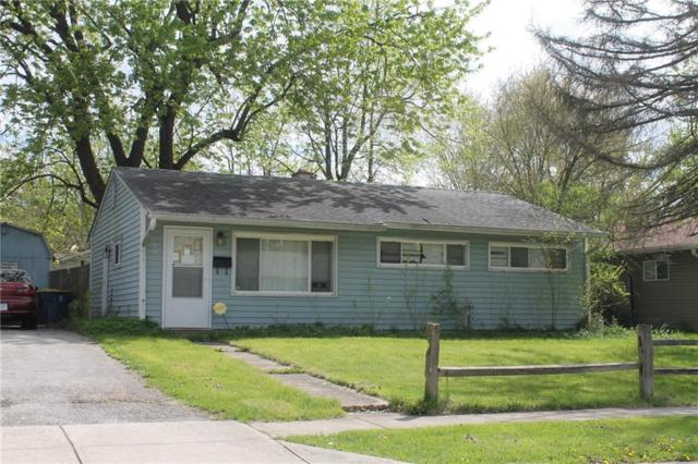 6639 E 52nd Street, Indianapolis, IN 46226 (MLS #21651933) :: David Brenton's Team