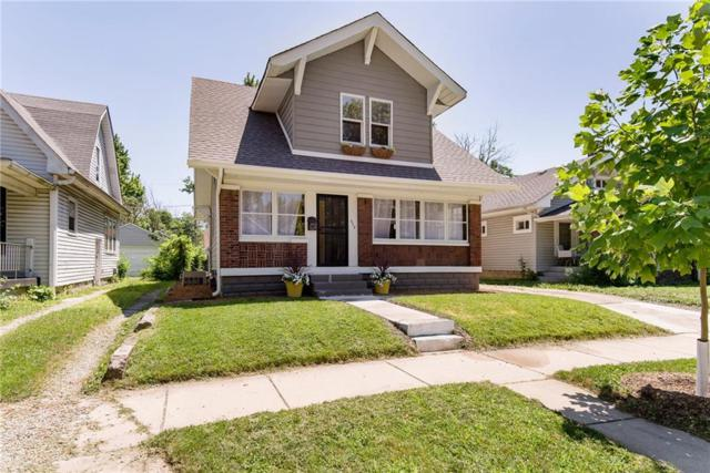 529 N Colorado Avenue, Indianapolis, IN 46201 (MLS #21651942) :: The Indy Property Source