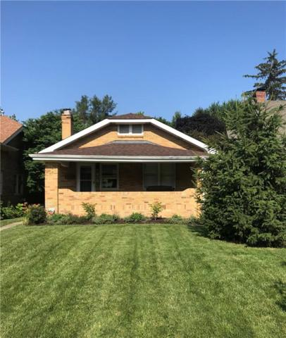 906 N Graham Avenue, Indianapolis, IN 46219 (MLS #21652083) :: Mike Price Realty Team - RE/MAX Centerstone