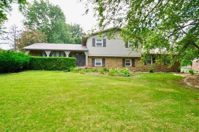 739 Leisure Lane, Greenwood, IN 46142 (MLS #21652168) :: Mike Price Realty Team - RE/MAX Centerstone