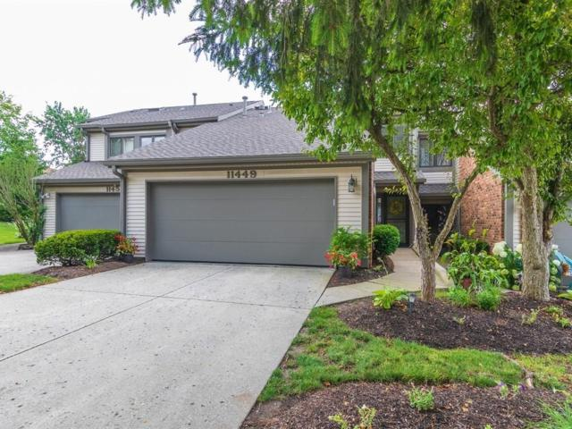 11449 Leander Lane, Indianapolis, IN 46236 (MLS #21652217) :: Mike Price Realty Team - RE/MAX Centerstone