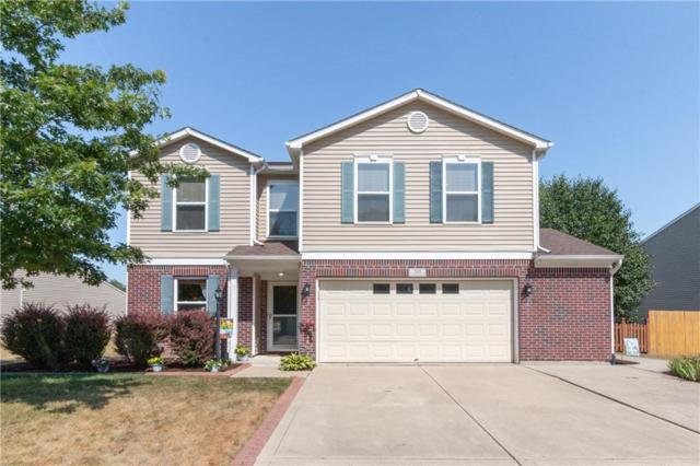 245 Creekside Circle, Danville, IN 46122 (MLS #21652340) :: Mike Price Realty Team - RE/MAX Centerstone