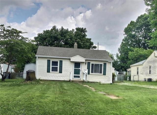 2338 E Gimber Street, Indianapolis, IN 46203 (MLS #21652353) :: Mike Price Realty Team - RE/MAX Centerstone