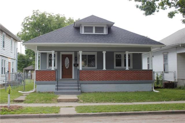 20 N Linwood Avenue, Indianapolis, IN 46201 (MLS #21652412) :: David Brenton's Team