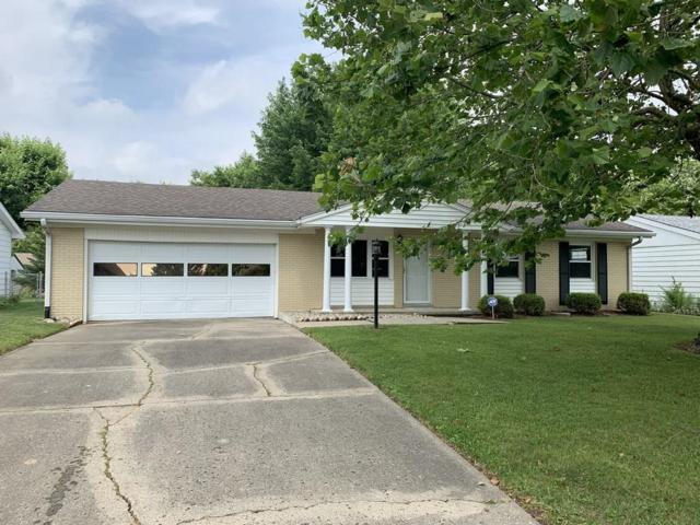 2703 Maple Drive, New Castle, IN 47362 (MLS #21652432) :: David Brenton's Team
