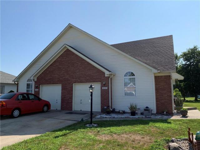 2115 Galaxy Drive, Franklin, IN 46131 (MLS #21652442) :: Mike Price Realty Team - RE/MAX Centerstone