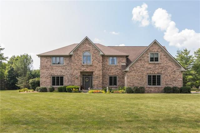 4923 Roxbury Drive, Pittsboro, IN 46167 (MLS #21652476) :: Mike Price Realty Team - RE/MAX Centerstone