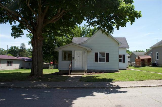 413 N Walnut, Alexandria, IN 46001 (MLS #21652494) :: The ORR Home Selling Team