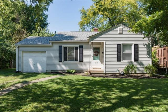5356 Evanston Avenue, Indianapolis, IN 46220 (MLS #21652508) :: Mike Price Realty Team - RE/MAX Centerstone