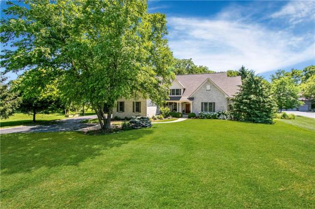 10381 N County Road 650 E, Brownsburg, IN 46112 (MLS #21652514) :: The Indy Property Source