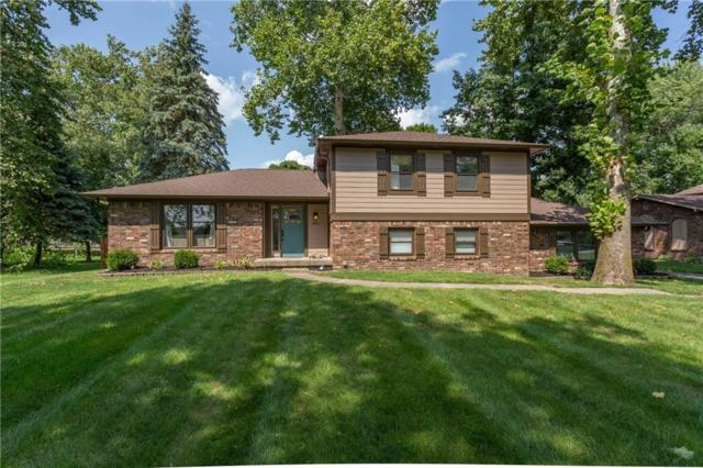 4802 Catalina Drive S, New Palestine, IN 46163 (MLS #21652519) :: The Star Team   RE/MAX Realty Group