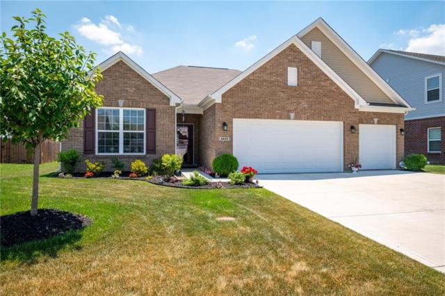4635 W Lawrence Way, New Palestine, IN 46163 (MLS #21652560) :: The Star Team | RE/MAX Realty Group