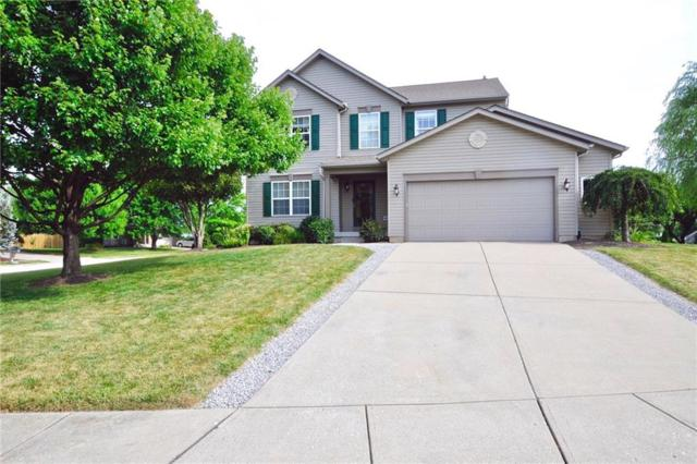 14704 Fernwood Drive, Carmel, IN 46033 (MLS #21652570) :: Mike Price Realty Team - RE/MAX Centerstone