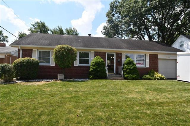 6007 W 29TH Place, Speedway, IN 46224 (MLS #21652586) :: Mike Price Realty Team - RE/MAX Centerstone
