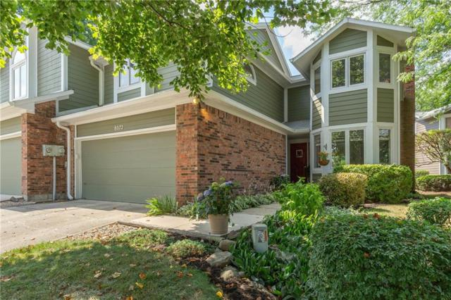 8072 Foxchase Drive, Indianapolis, IN 46256 (MLS #21652608) :: The Evelo Team