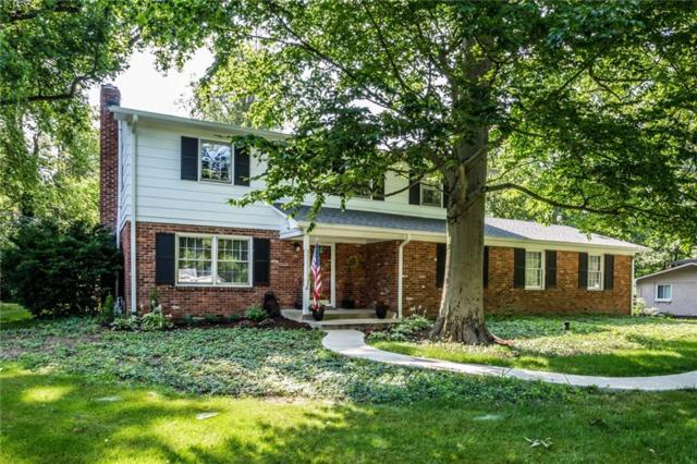 6233 Breamore Road, Indianapolis, IN 46220 (MLS #21652641) :: The Evelo Team