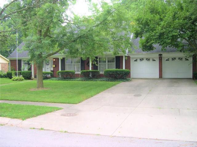 125 W Maple Drive, Lebanon, IN 46052 (MLS #21652655) :: Mike Price Realty Team - RE/MAX Centerstone
