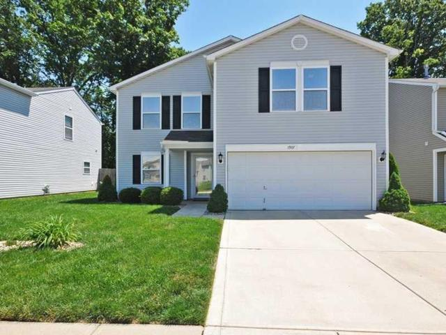 1907 Dutch Elm Drive, Indianapolis, IN 46231 (MLS #21652702) :: Mike Price Realty Team - RE/MAX Centerstone