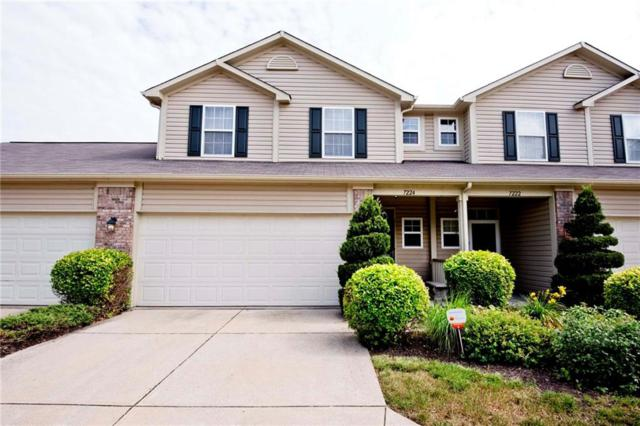 7224 Wyatt Lane #24, Indianapolis, IN 46217 (MLS #21652712) :: The Indy Property Source