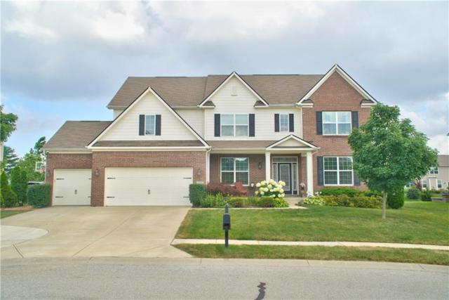 7786 Walker Cup Drive, Brownsburg, IN 46112 (MLS #21652713) :: The Indy Property Source