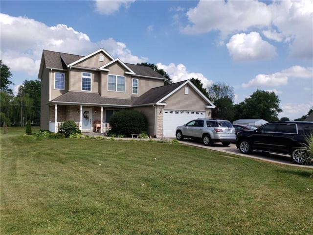 1116 S Millhousen Road, Greensburg, IN 47240 (MLS #21652790) :: Mike Price Realty Team - RE/MAX Centerstone