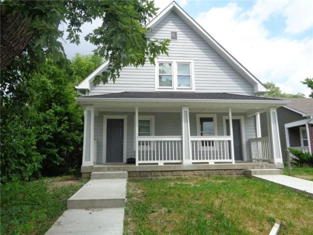 1027-1029 Saint Paul Street, Indianapolis, IN 46203 (MLS #21652802) :: Mike Price Realty Team - RE/MAX Centerstone