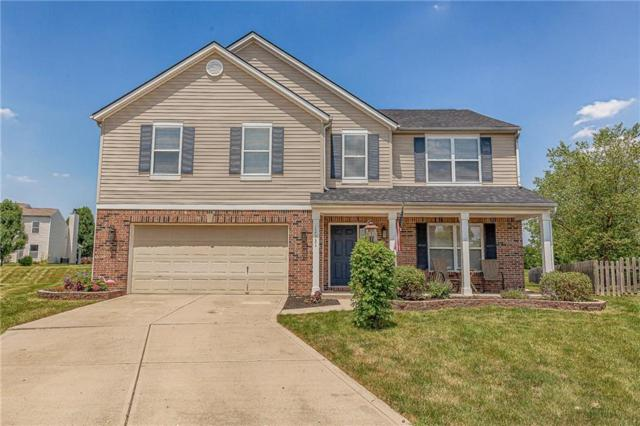 12331 Chiseled Stone Drive, Fishers, IN 46037 (MLS #21652808) :: AR/haus Group Realty