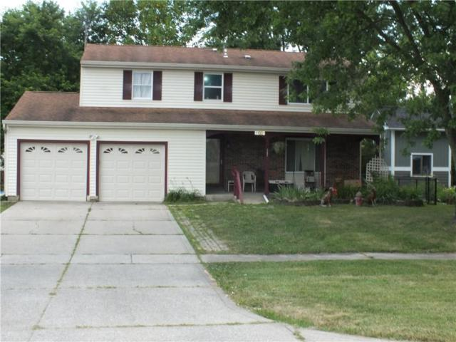11331 E 10th Street, Indianapolis, IN 46229 (MLS #21652847) :: The Star Team | RE/MAX Realty Group
