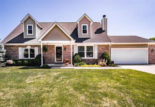 1135 W Wildflower Court, Mooresville, IN 46158 (MLS #21652884) :: Mike Price Realty Team - RE/MAX Centerstone