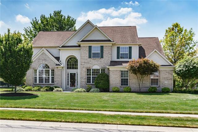 229 E Columbine Lane, Westfield, IN 46074 (MLS #21652902) :: HergGroup Indianapolis