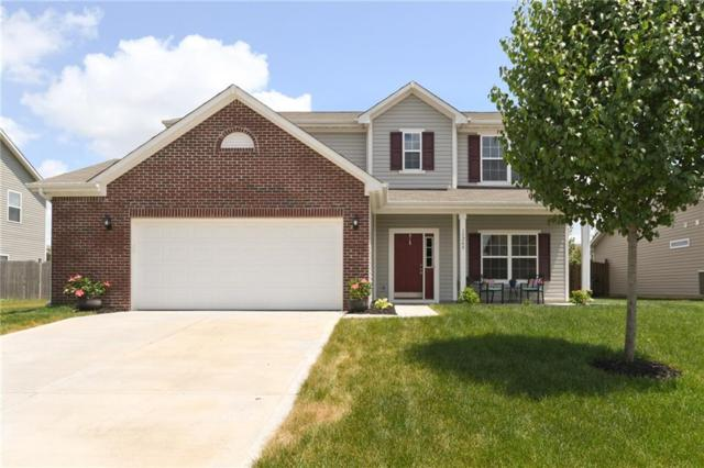 15248 Silver Charm Drive, Noblesville, IN 46060 (MLS #21652903) :: Richwine Elite Group