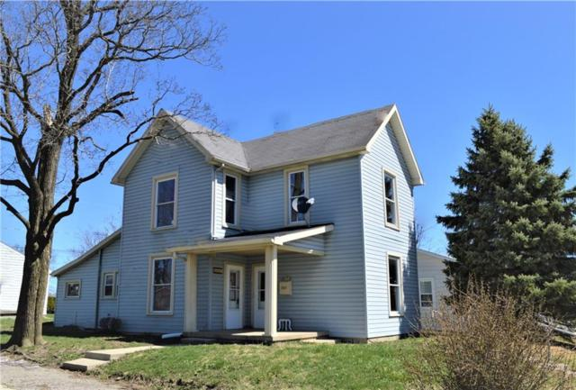 626 W Monroe Street, Alexandria, IN 46001 (MLS #21652920) :: The ORR Home Selling Team
