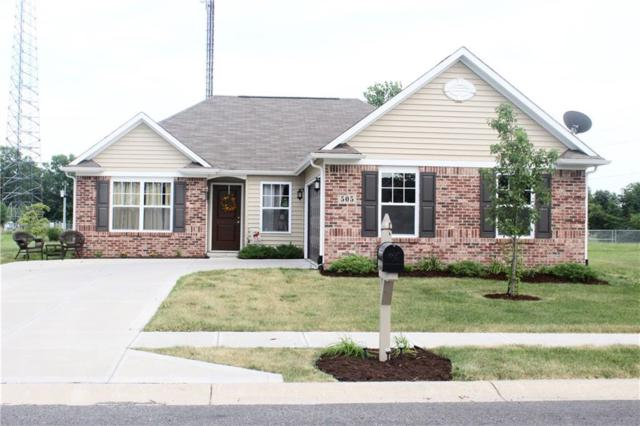 505 Freedom Drive, Pittsboro, IN 46167 (MLS #21652946) :: Mike Price Realty Team - RE/MAX Centerstone