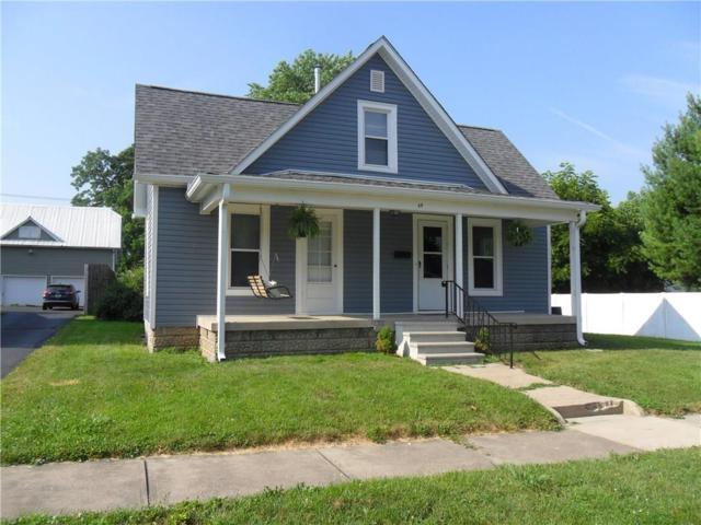 59 W Washington Street, Mooresville, IN 46158 (MLS #21653007) :: Mike Price Realty Team - RE/MAX Centerstone