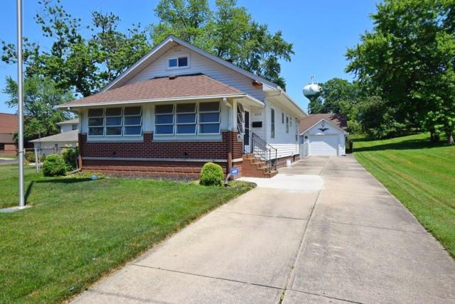 405 S East Street, Pendleton, IN 46064 (MLS #21653037) :: The Star Team | RE/MAX Realty Group