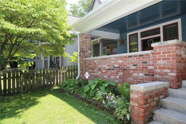 1409 E Lexington Avenue, Indianapolis, IN 46203 (MLS #21653052) :: Mike Price Realty Team - RE/MAX Centerstone