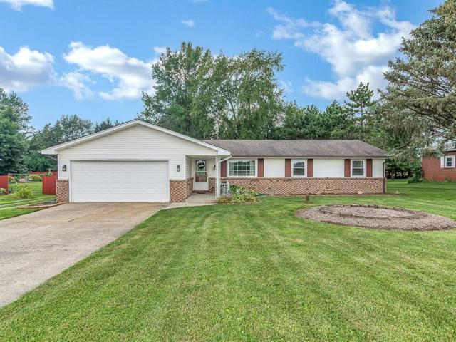 1101 N 600 W, Anderson, IN 46011 (MLS #21653084) :: Heard Real Estate Team | eXp Realty, LLC