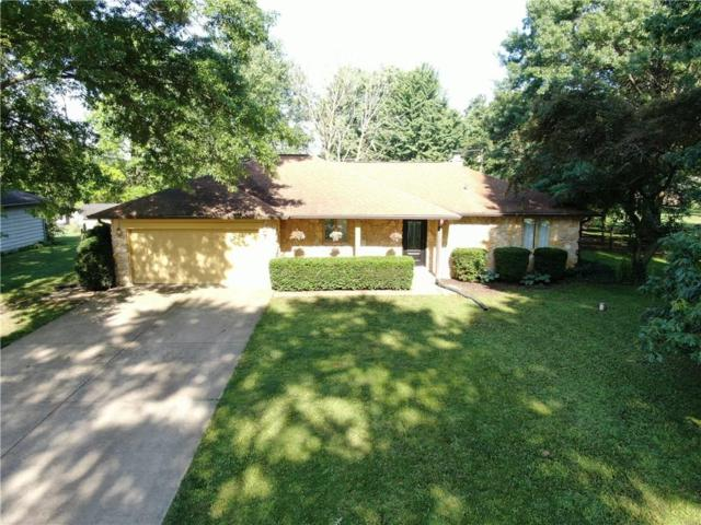 5984 Williams Drive, Plainfield, IN 46168 (MLS #21653097) :: The Indy Property Source