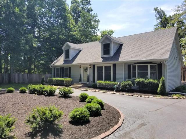 41 Shoshone Drive, Carmel, IN 46032 (MLS #21653103) :: The Indy Property Source