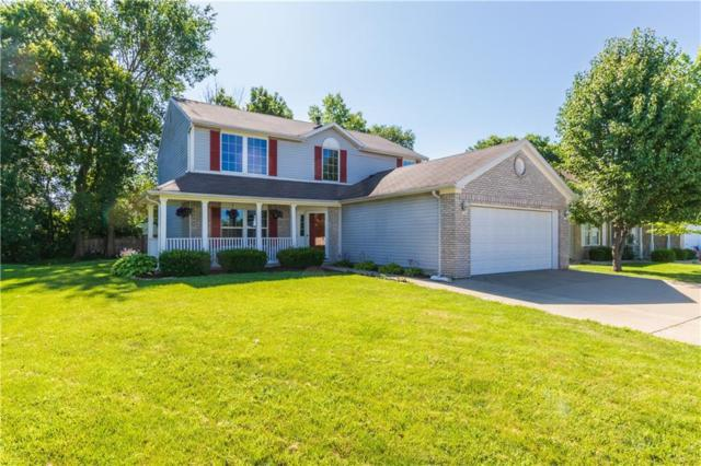 951 Atir Lane, Greenfield, IN 46140 (MLS #21653105) :: Mike Price Realty Team - RE/MAX Centerstone