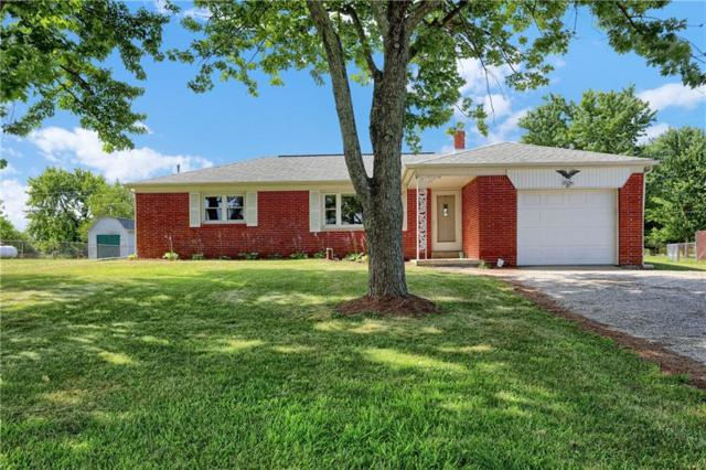 4695 W 700 NORTH, Fairland, IN 46126 (MLS #21653114) :: Mike Price Realty Team - RE/MAX Centerstone