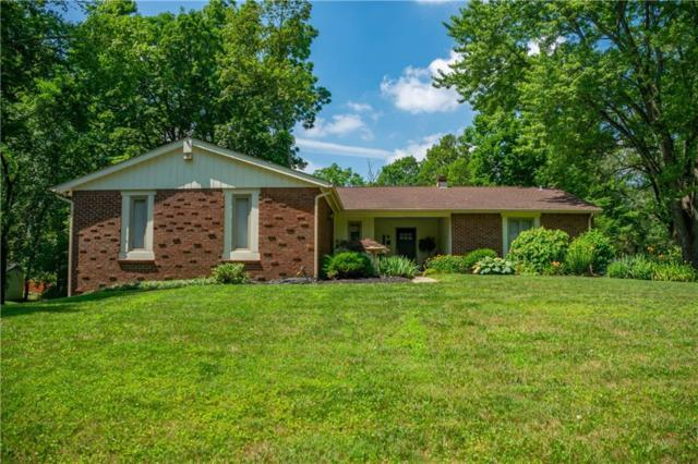 612 Leisure Lane, Greenwood, IN 46142 (MLS #21653135) :: Mike Price Realty Team - RE/MAX Centerstone