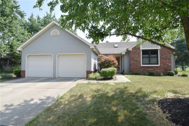 3616 Wild Ivy Drive, Indianapolis, IN 46227 (MLS #21653155) :: The Indy Property Source