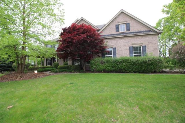 14075 Farmstead Drive, Fortville, IN 46040 (MLS #21653275) :: HergGroup Indianapolis