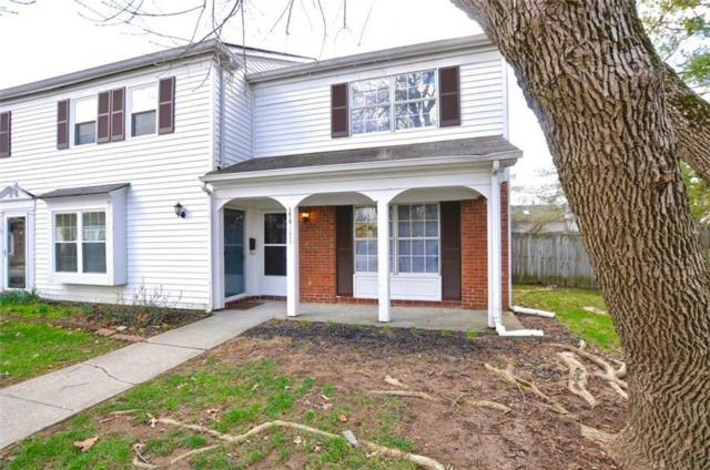 1619 Marborough Lane, Indianapolis, IN 46260 (MLS #21653294) :: The Star Team | RE/MAX Realty Group