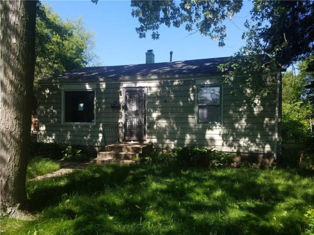 3508 Carolina Street, Gary, IN 46409 (MLS #21653353) :: The Star Team   RE/MAX Realty Group