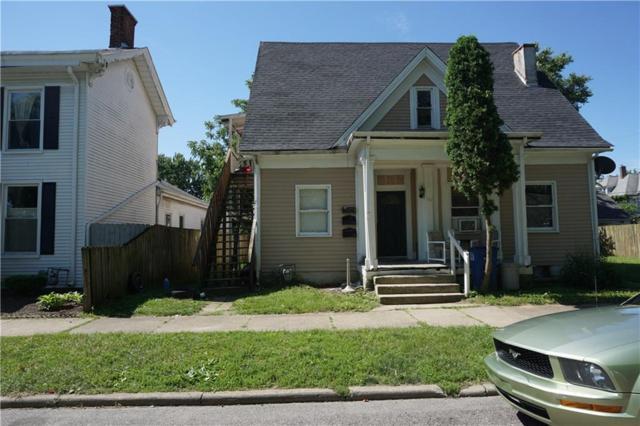 111 E Hendricks Street, Shelbyville, IN 46176 (MLS #21653394) :: Heard Real Estate Team | eXp Realty, LLC