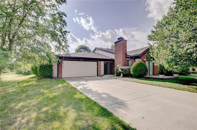 2247 Emily Drive, Indianapolis, IN 46260 (MLS #21653400) :: The Star Team | RE/MAX Realty Group